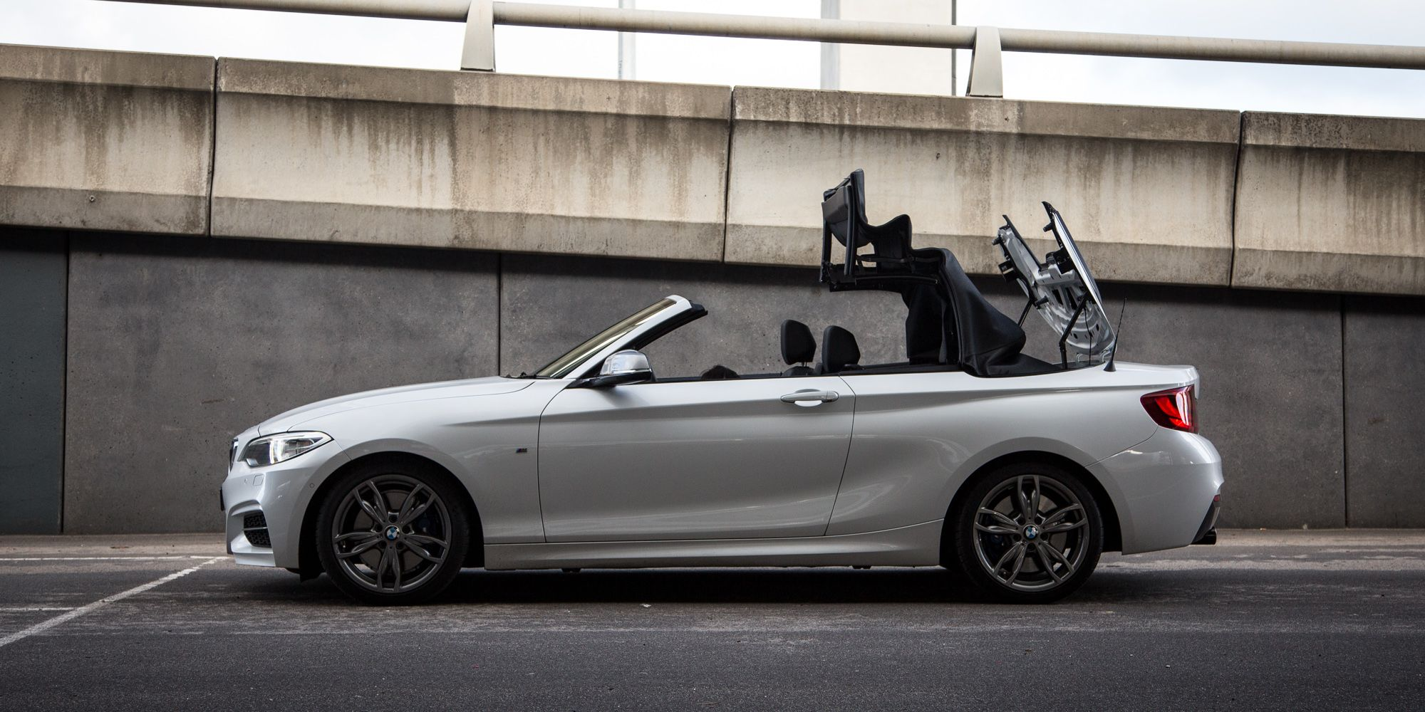 Bmw M235i Convertible Review With Images Bmw Convertible Photo