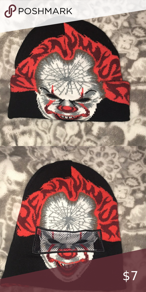FINAL PRICE! pennywise beanie hat