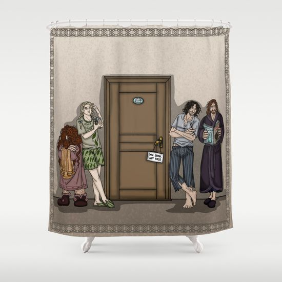 Rise And Shine Shower Curtain By Wolfanita Fandom Tshirts Shine