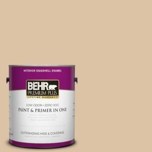 BEHR Premium Plus, Frosted Silver Eggshell Enamel Interior Paint, 205001 At  The Home Depot   Mobile