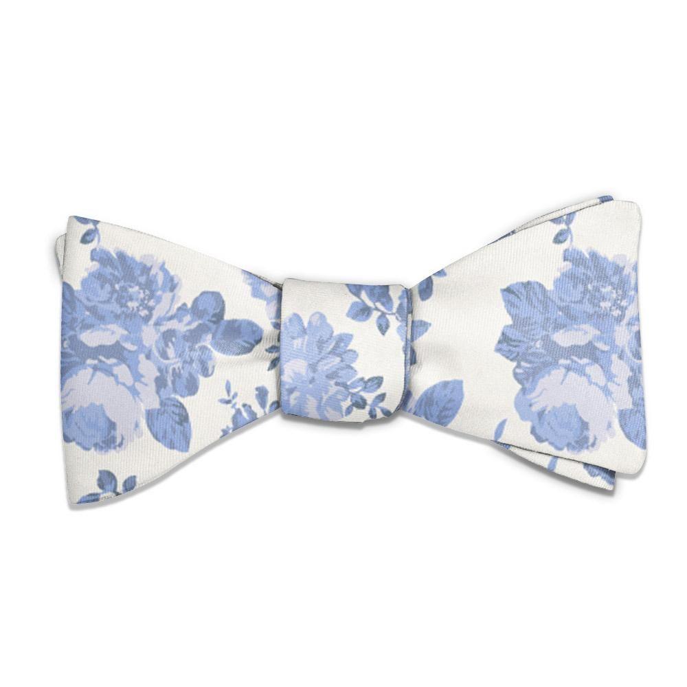 Floral Bow Tie, Bowtie Pattern, Floral