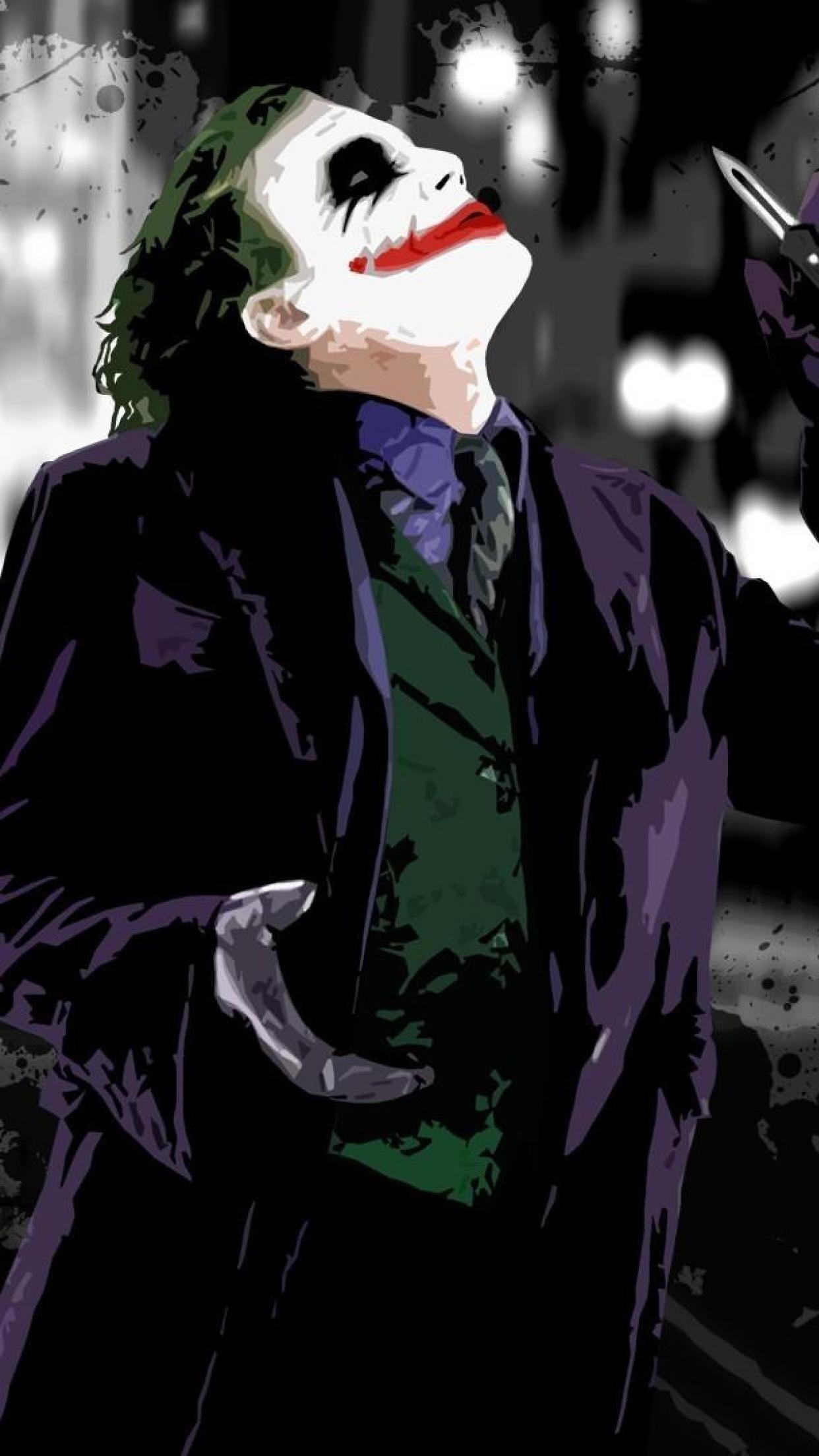 Pin by James Lindsay on DC Comics | Batman joker wallpaper ...