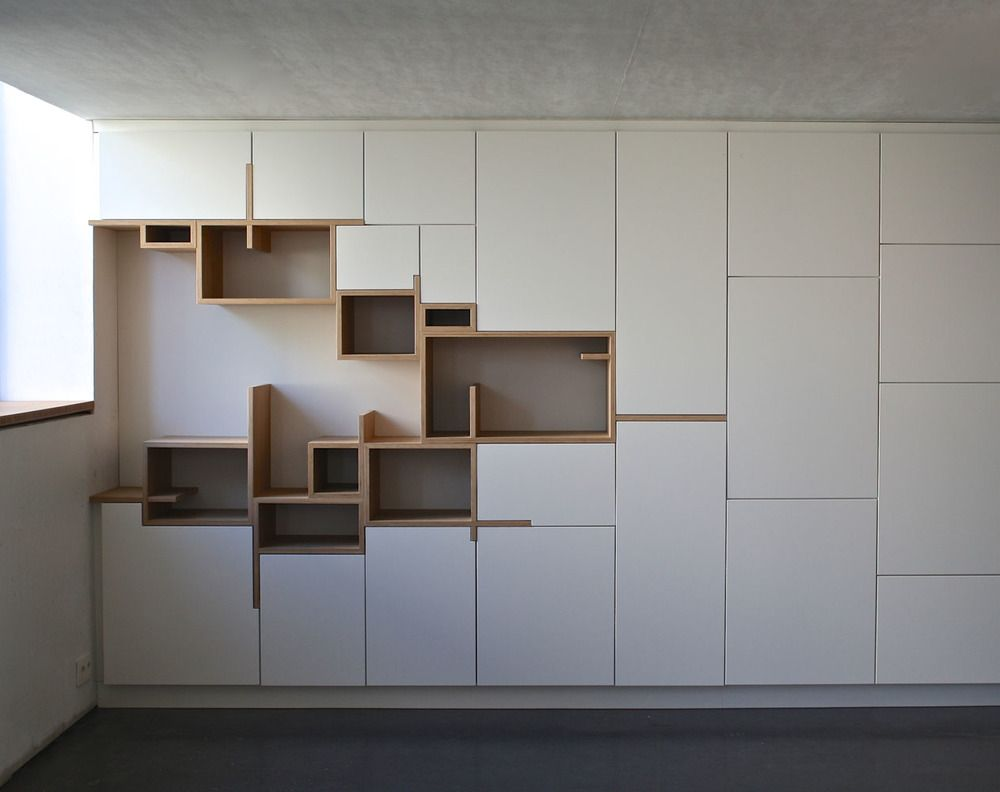 We love the work of architect Filip Janssens and would love to ...