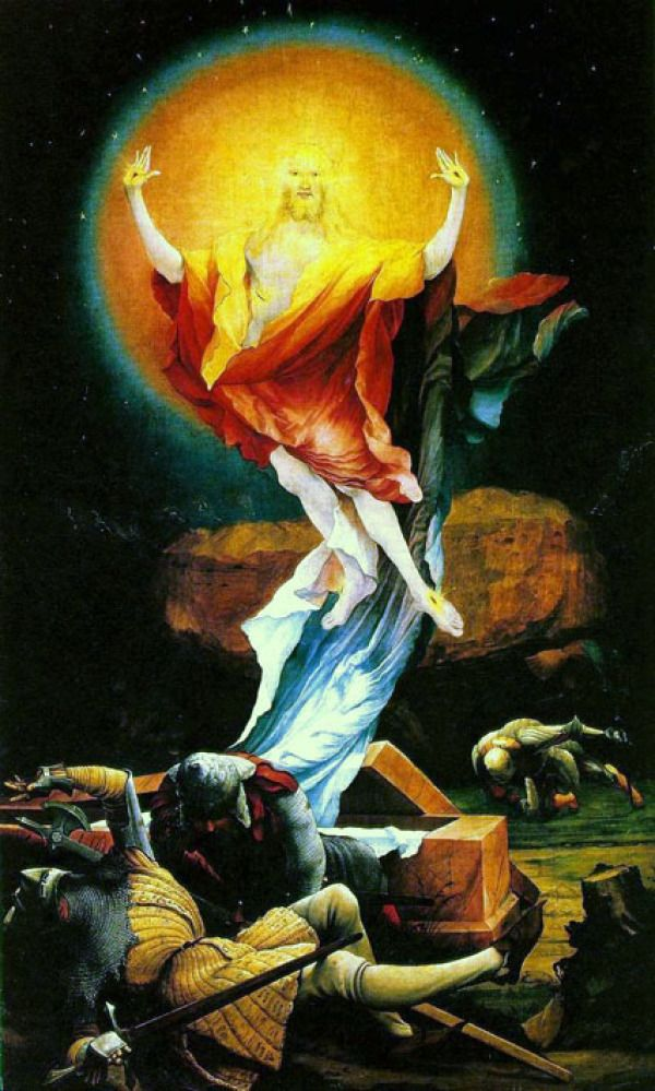 witnesses of jesus after resurrection