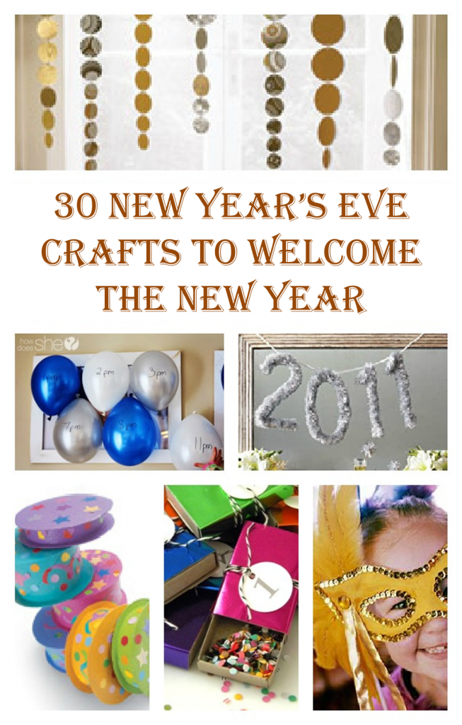 New Year S Eve Crafts Happy New You New Year S Eve Crafts New