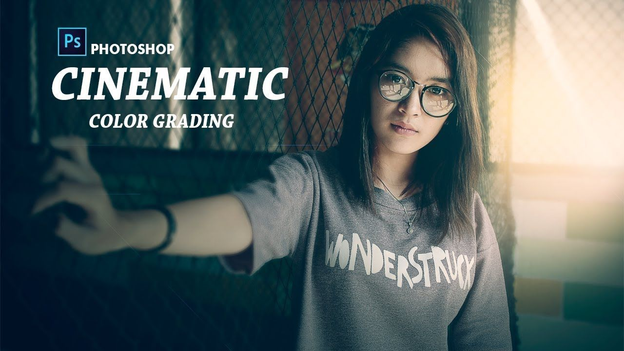 Photoshop cc tutorial how to add cinematic color grading effect in photoshop cc tutorial how to add cinematic color grading effect in photos baditri Image collections