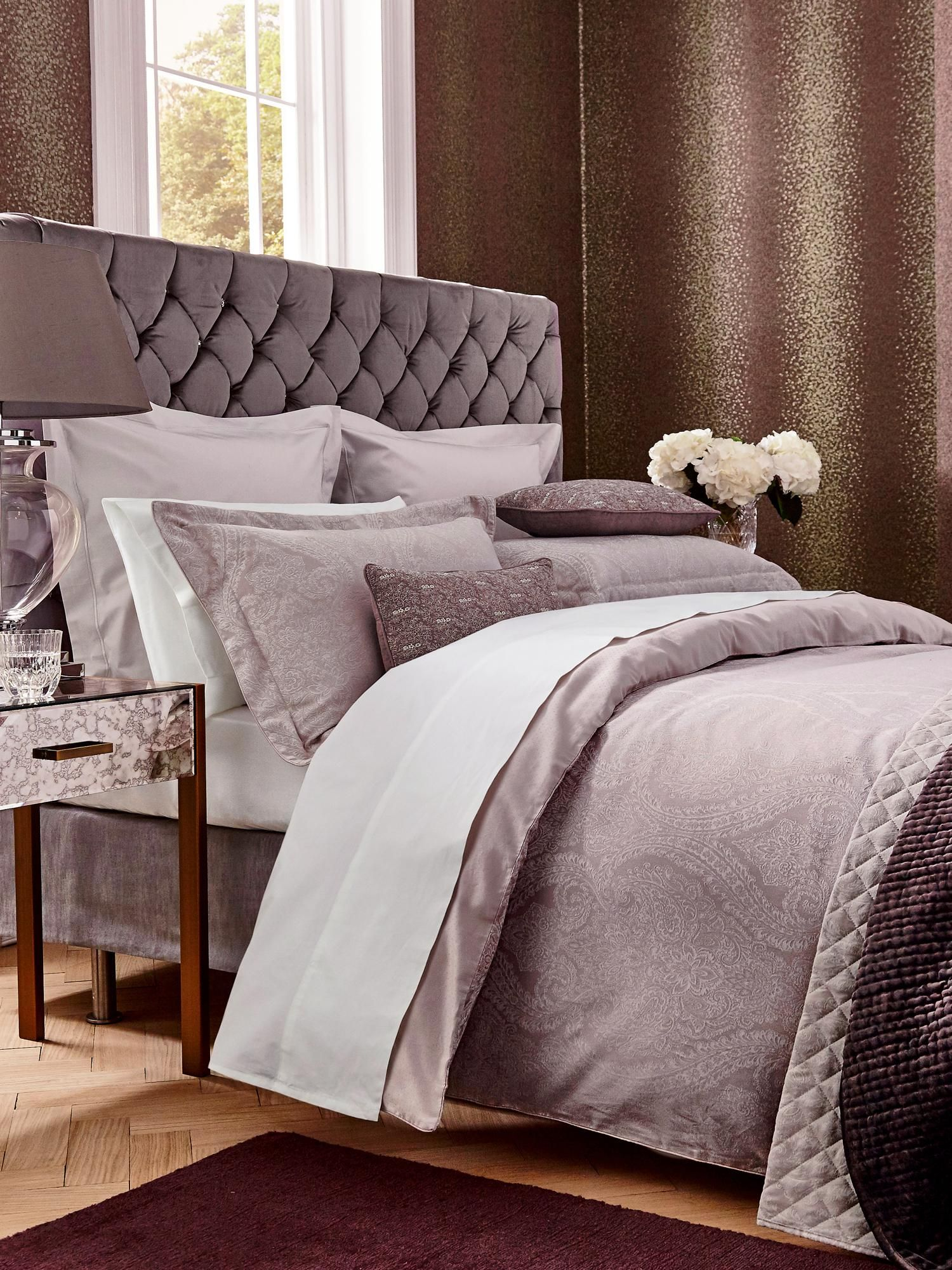 Take a closer look at the Fable Chera Duvet Cover at House