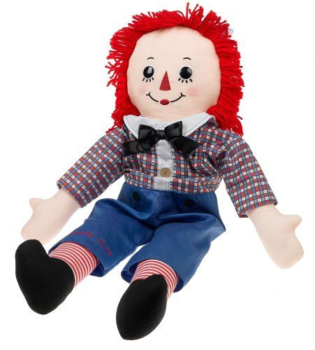 30″ Raggedy Andy Button Eye Doll « Game Searches