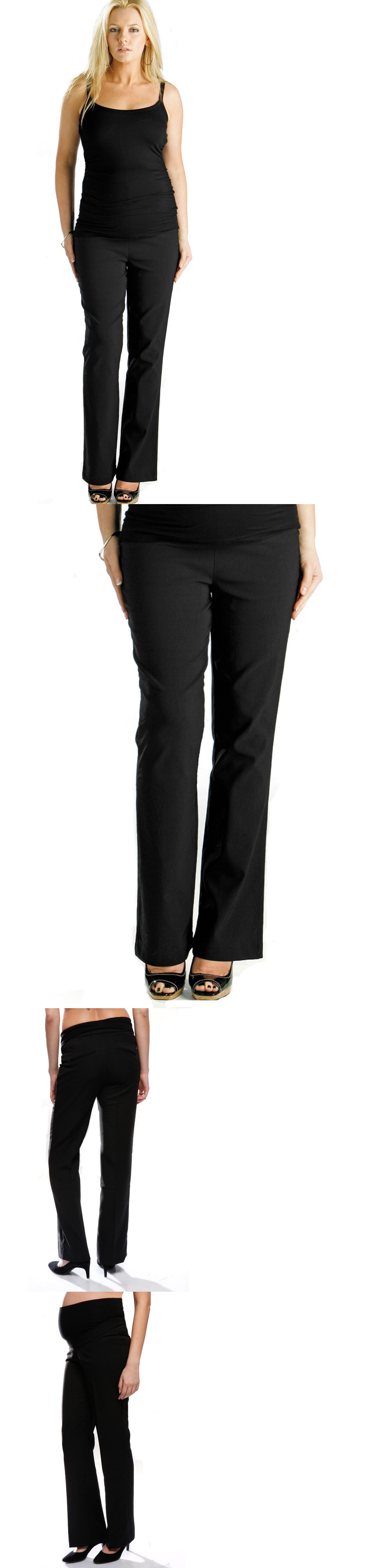 Pants 63857 pregnancy work trousers smart office maternity pants 63857 pregnancy work trousers smart office maternity clothing tall short size 8 ombrellifo Images