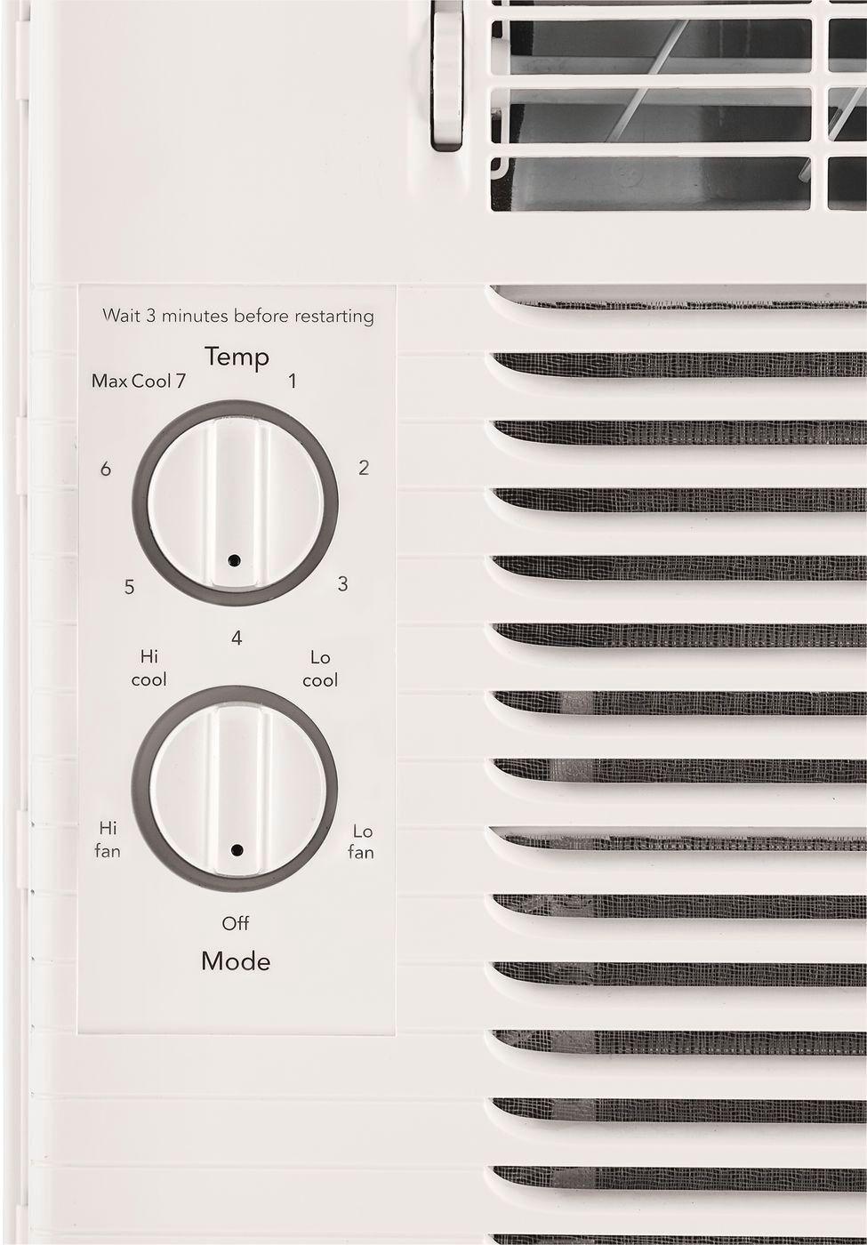 Frigidaire 5,000 BTU WindowMounted Room Air Conditioner