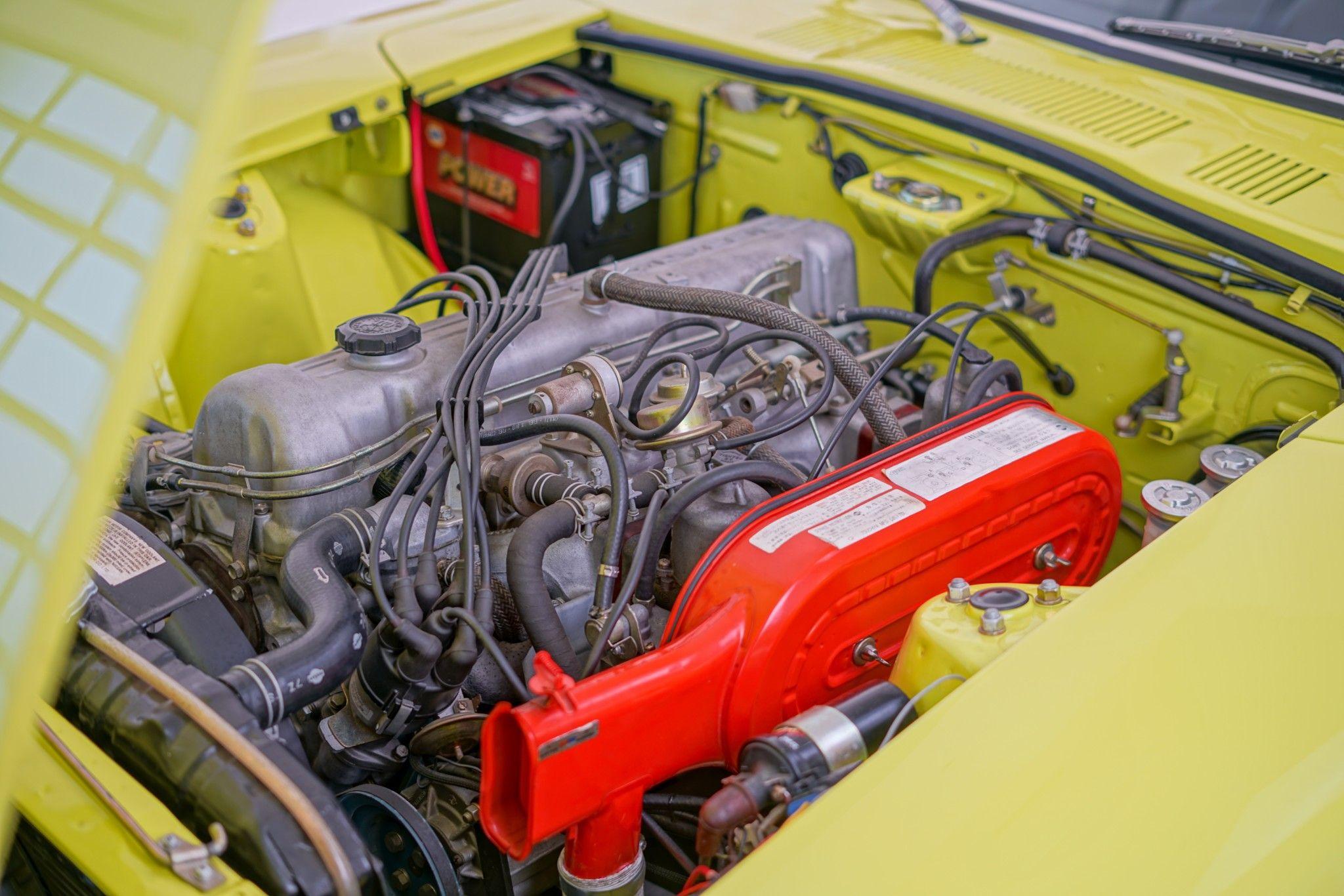 Vintage Restoration Program 1972 Datsun 240Z Datsun 240z