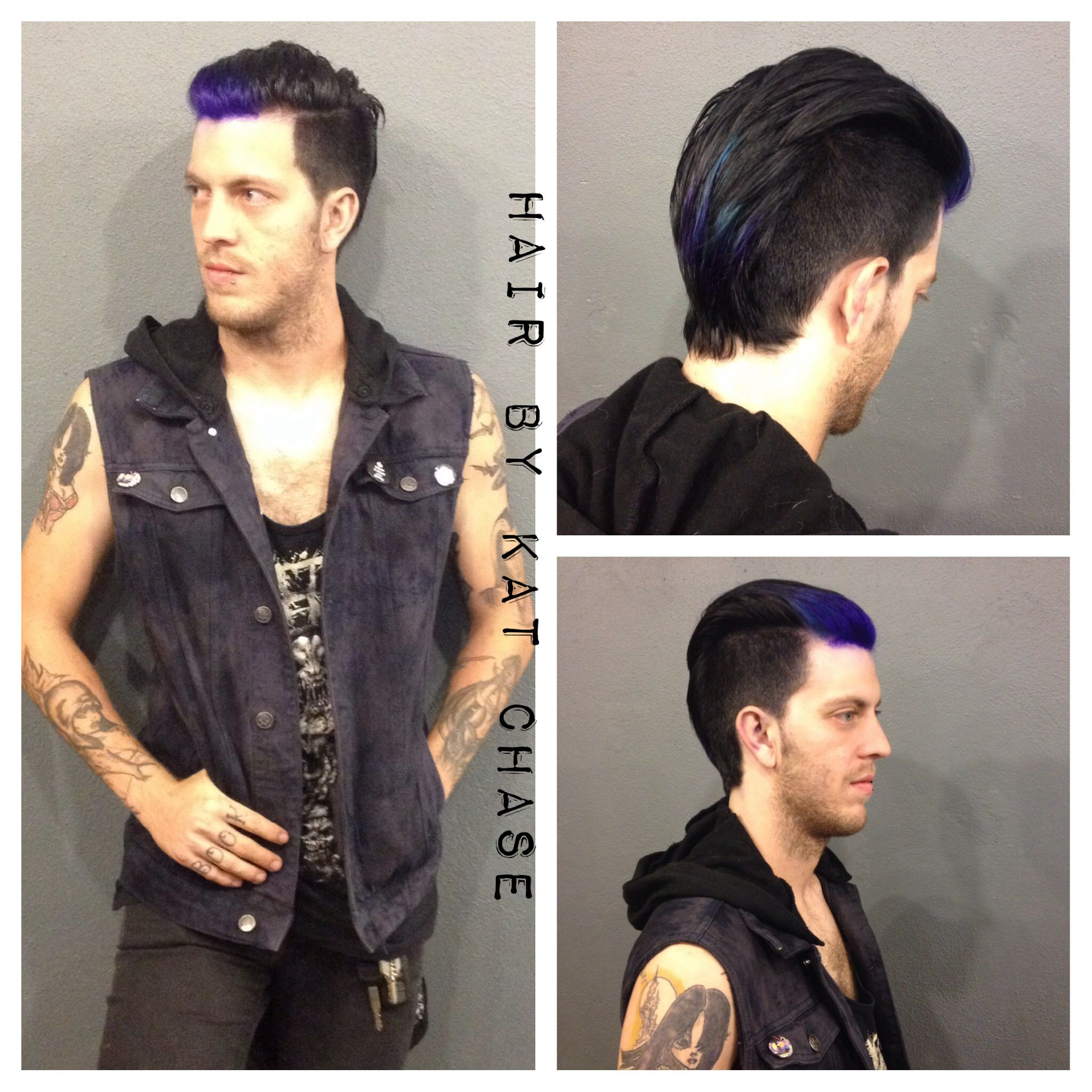 Rockabilly greaser menus hair wwwhairbykatchase located in