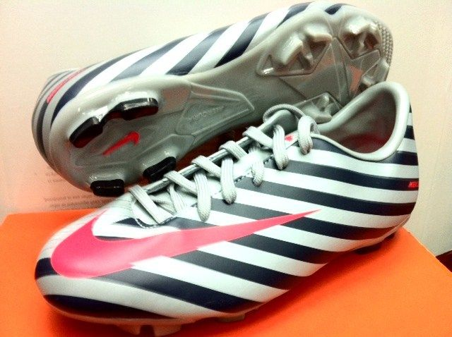 innovative design 03dc1 ca483 Soccer Cleats Zebra Ex Footwear the CR7