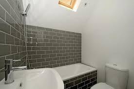 Amazing Victorian Bathroom Design Ideas Renovations Amp Photos With Gray Tile