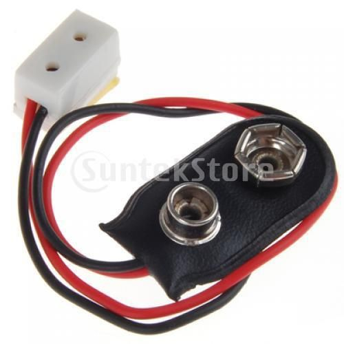 Find More Connectors Information about Free Shipping Dollhouse Miniature 9V Battery Connector w/ Wire and Single Receptacle LA005,High Quality connector tube,China connector Suppliers, Cheap connector 12v from SuntekStore on Aliexpress.com