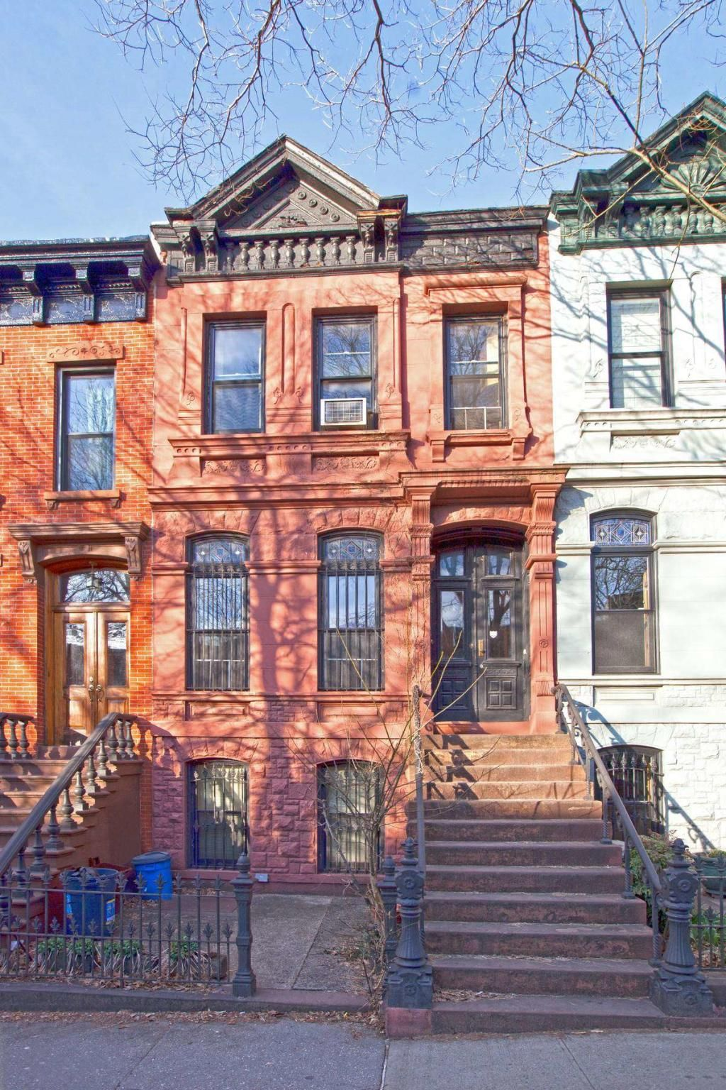 513 10th Street Brooklyn Ny Brownstone Homes Nyc Brownstone New York Townhouse