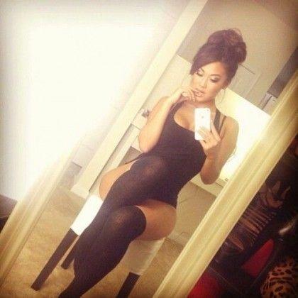 Not absolutely black girl selfie lingerie excellent message