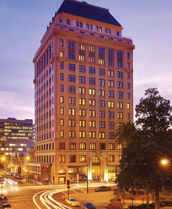 The Citizen Hotel Sacramento Ca From Chapter 31