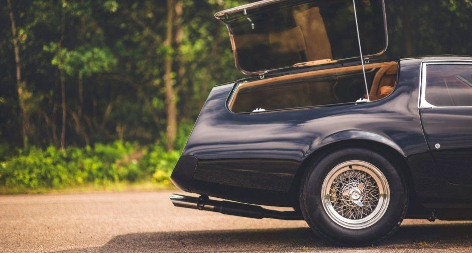 Before the Ferrari FF, there was another Ferrari Estate Wagon 1972 Ferrari 365 GTB/4 Shooting Brake | Panther Westwinds | Chassis no. 15275 | Ferrari 365 Daytona Estate | Station Wagon | 4.3L V12...