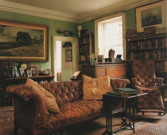 Klassiek Engels Interieur : Brookss club in st james street since 1762 london home