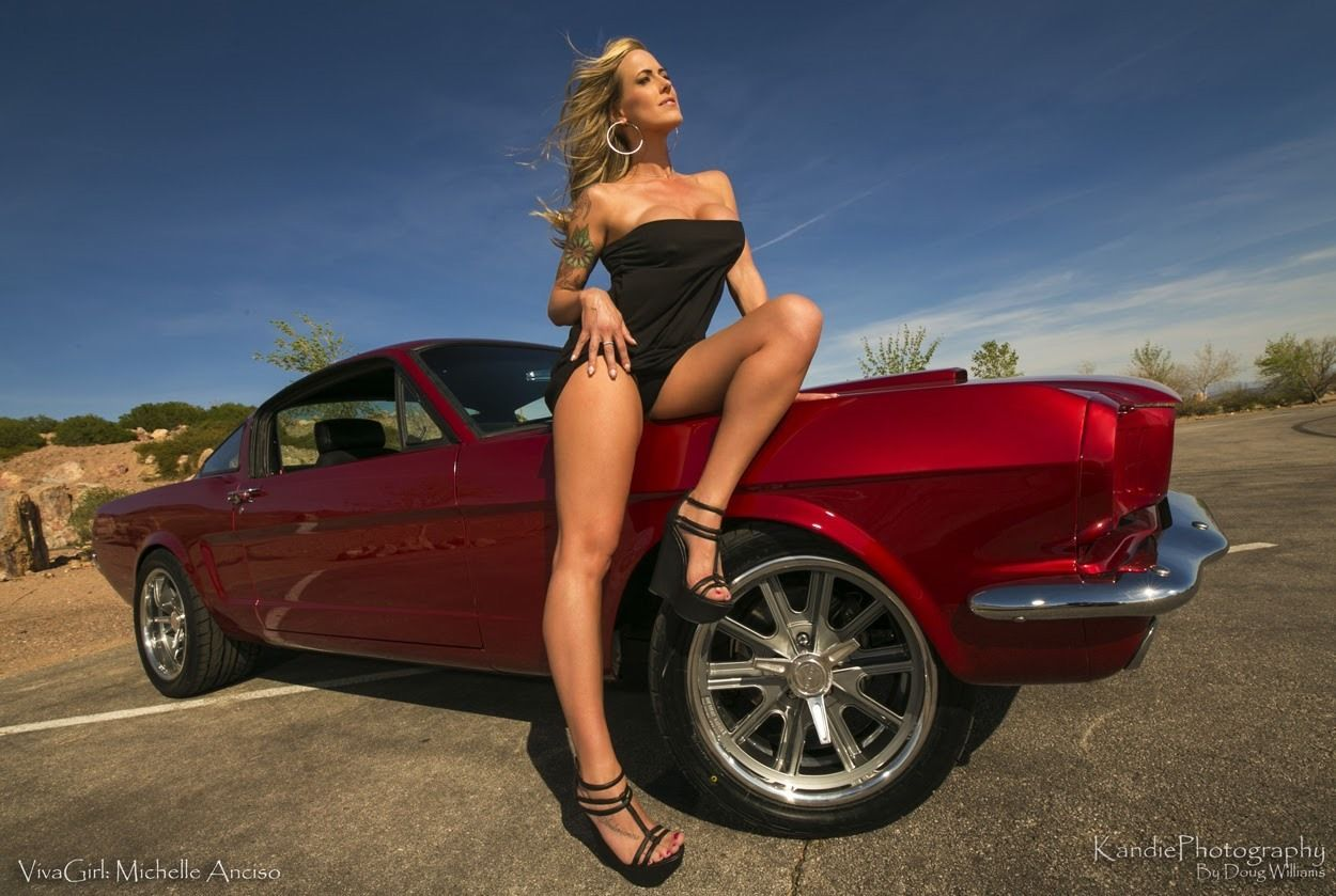 1966 Ford Mustang Pro Touring Fastback Gt Highly Modified