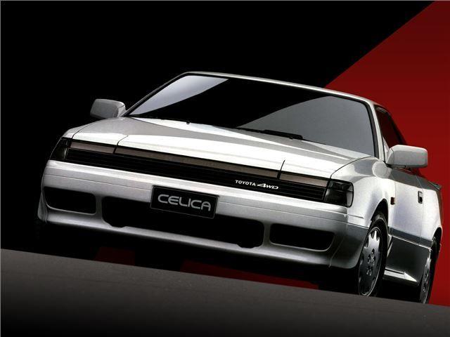 Toyota Celica 4wd Turbo St165 1 Jpg 640 480 Toyota Celica