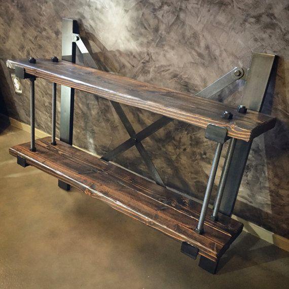 Coresin Shelves Industrial Furniture Vintage Industrial Decor Vintage Industrial Furniture