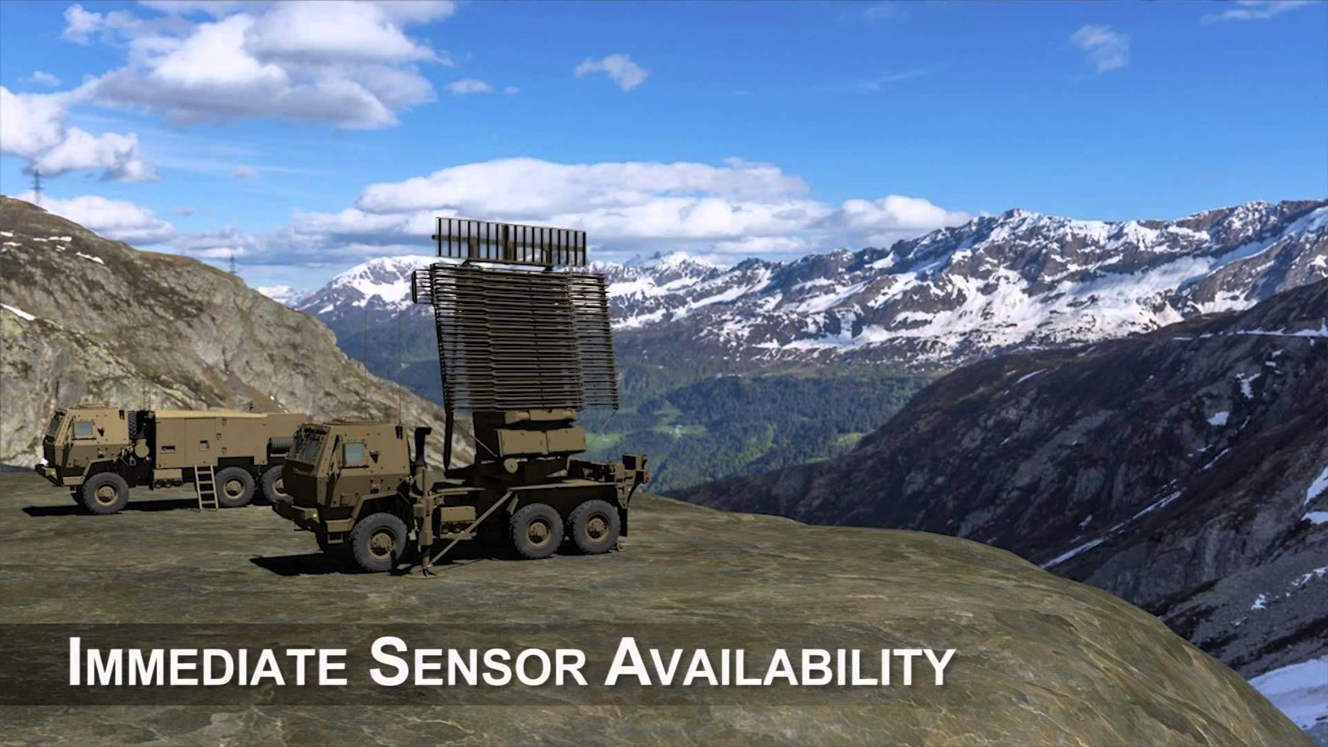 Lockheed Martin's TPS-77 Multi-Role Radar (MRR)