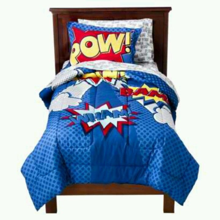 Bon Cosmic Comics Bed Set · Super Hero ...