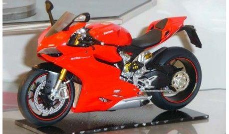 Ducati Wireframe