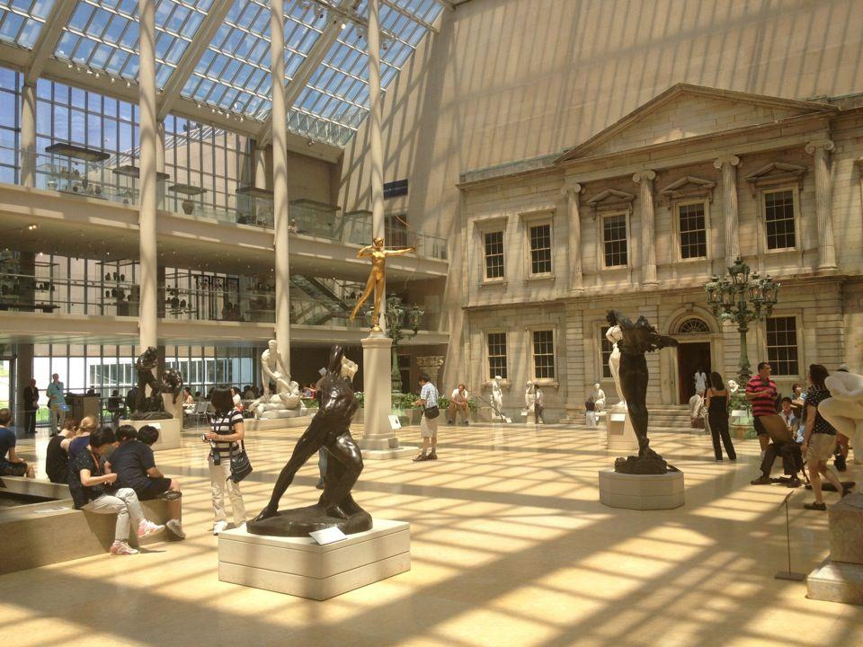 또 가고 싶었지만,... 올해는 결국 못 갔다... 어쨌건... 최고의 미술관임에 틀림없다... The Metropolitan Museum of Art in New York, NY