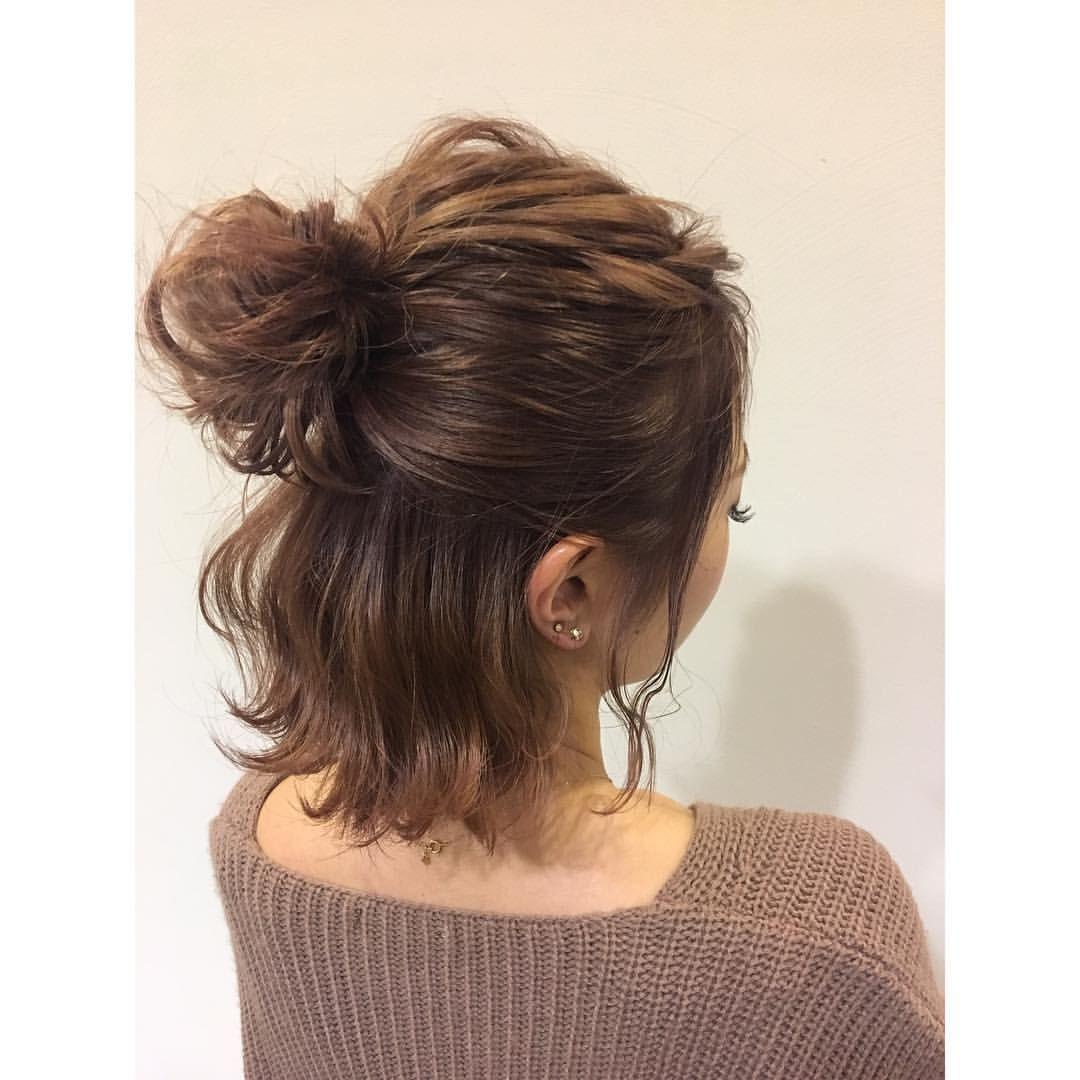 Pin by lisa leblanc on updos pinterest hair style short hair
