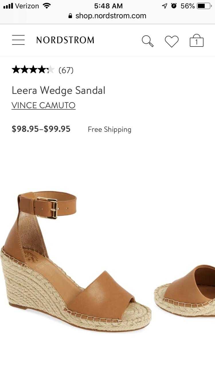 629c9863bbe Main Image - Treasure   Bond Sannibel Platform Wedge Sandal (Women ...