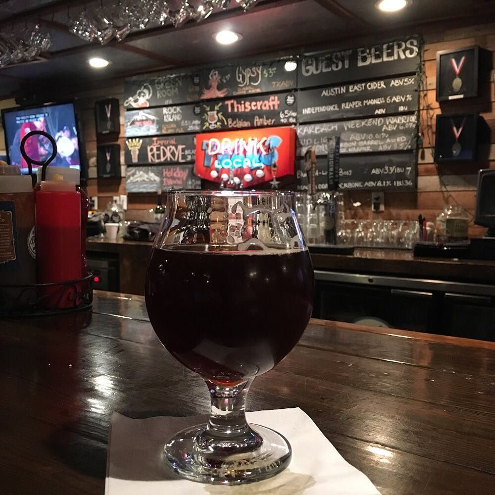 unclebillys with an imperial red rye (thanks