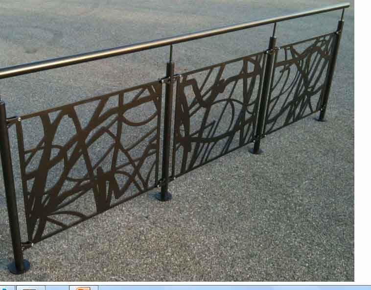 garde corps exterieur modern Nos Garde Corps - Escalier Design 14 : Garde-corps extérieur, garde-corps  en verre, garde-corps en inox, garde-corps en acier, verrière, passerelle  en verre
