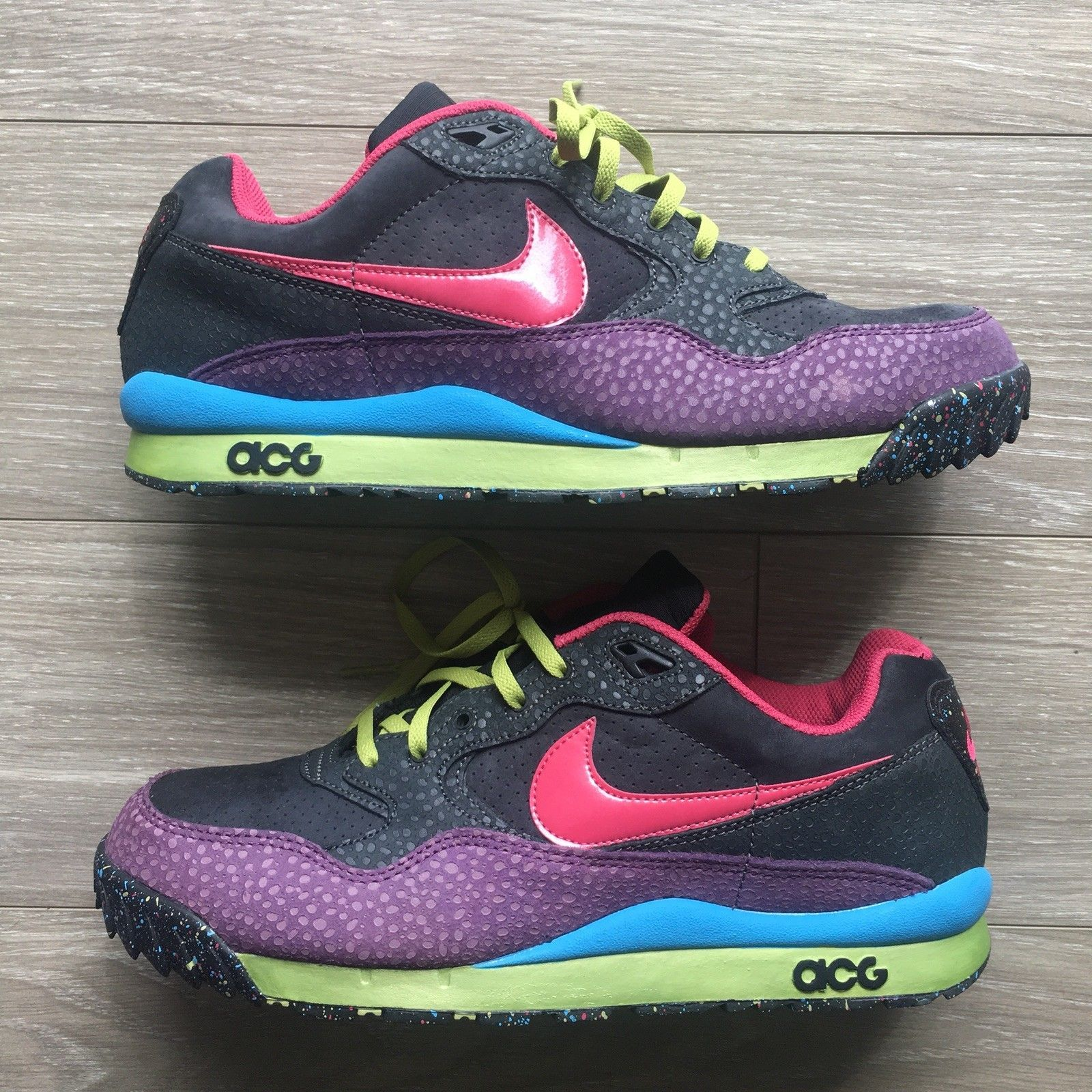 Nike Air Wildwood Supreme ACG Urbun Night Pack 329890 561