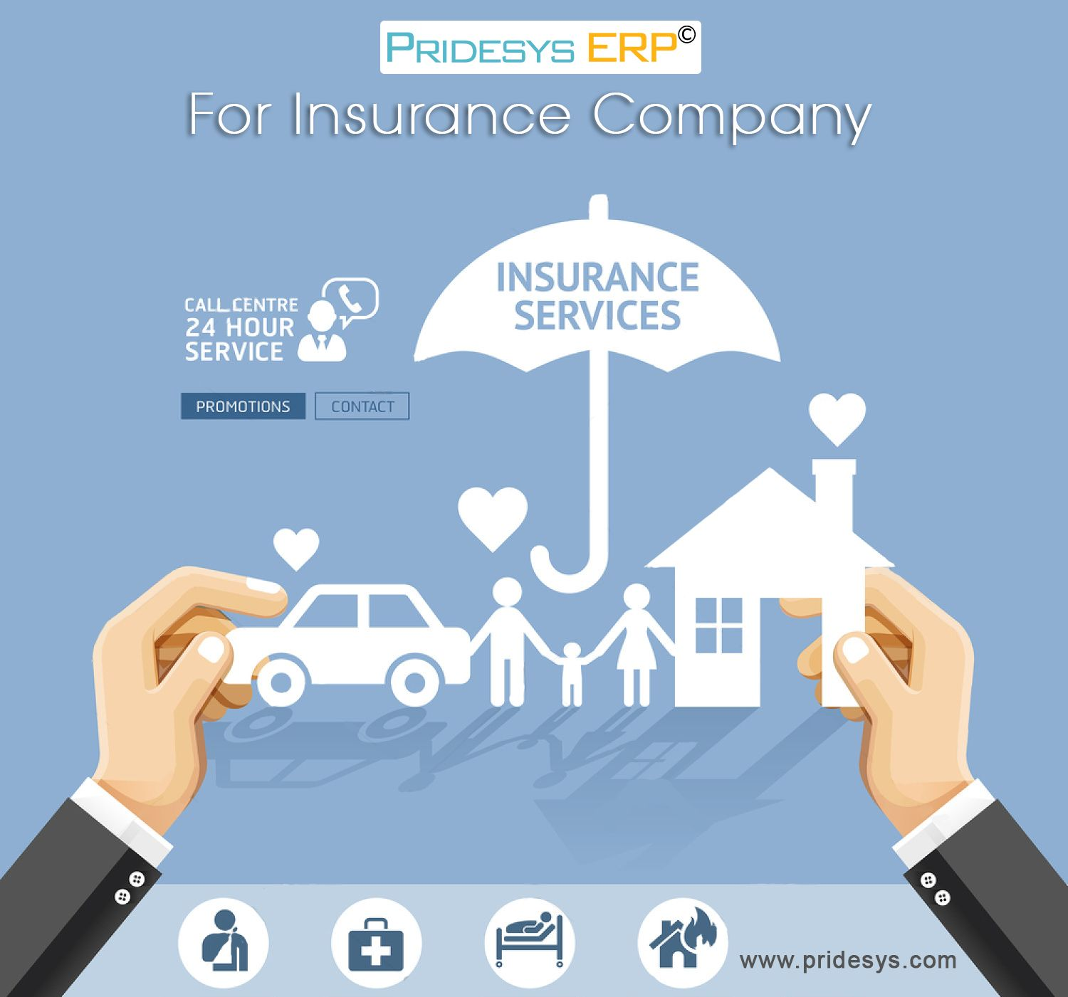 Insurance Companies Are Related To The Financial Industries Which