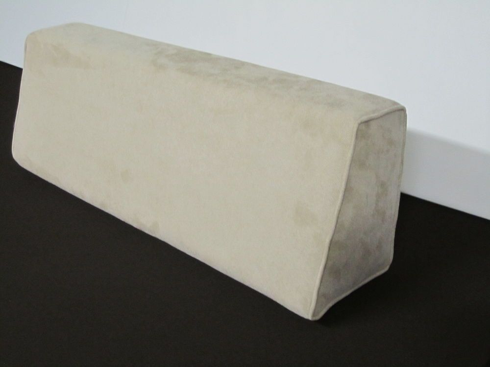 daybed wedge bolster cover and foam