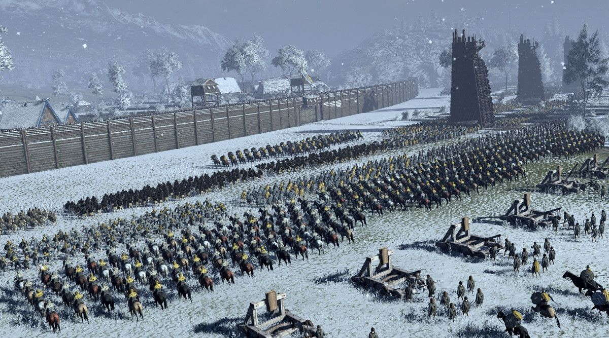 How Total War's developer pushes its games forward — and