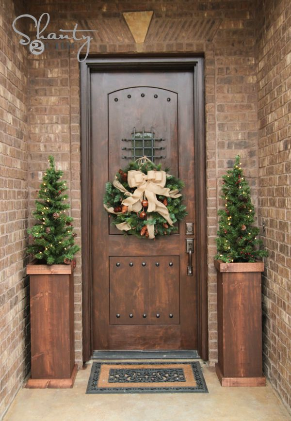 48++ Diy outdoor christmas tree stand ideas in 2021