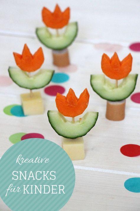 Kinder-Lunchbox: Ideen für gesunde Pausensnacks mit und ohne Brot - Lavendelblog