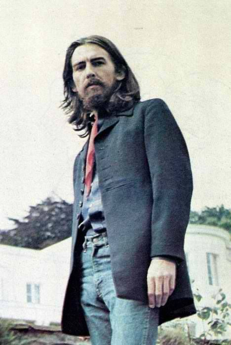 Image result for george harrison 1969 images