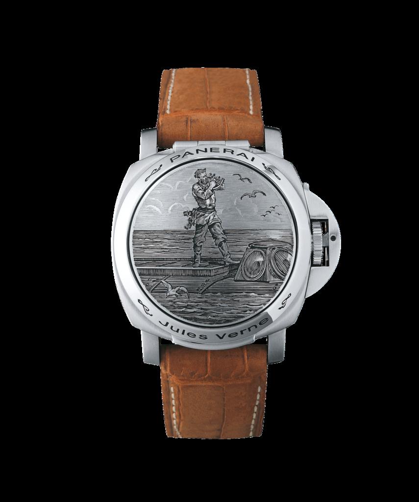 Luminor Sealand Jules Verne - 44mm PAM00216 - Collection Luminor - Officine Panerai Watches