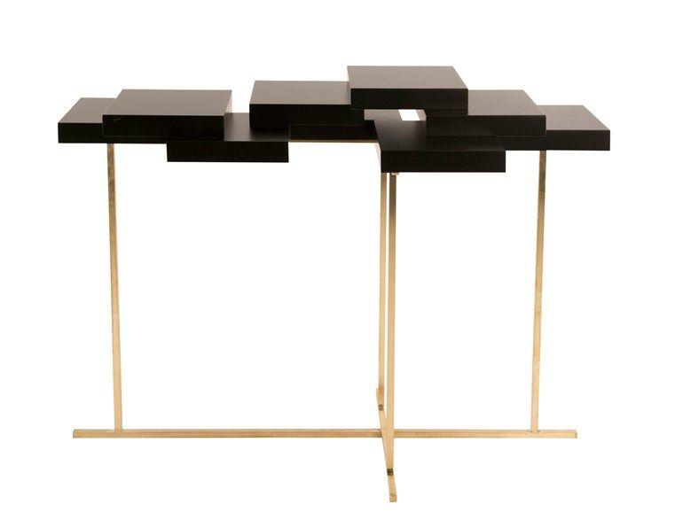 MDF Console Table PIXEL By GALLERY S.BENSIMON | Design Ilia Potemine
