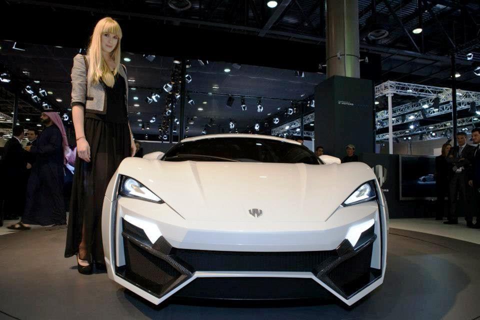 Siêu xe Lykan Hypersport - việt top 10 - việt top 10 net - viettop10