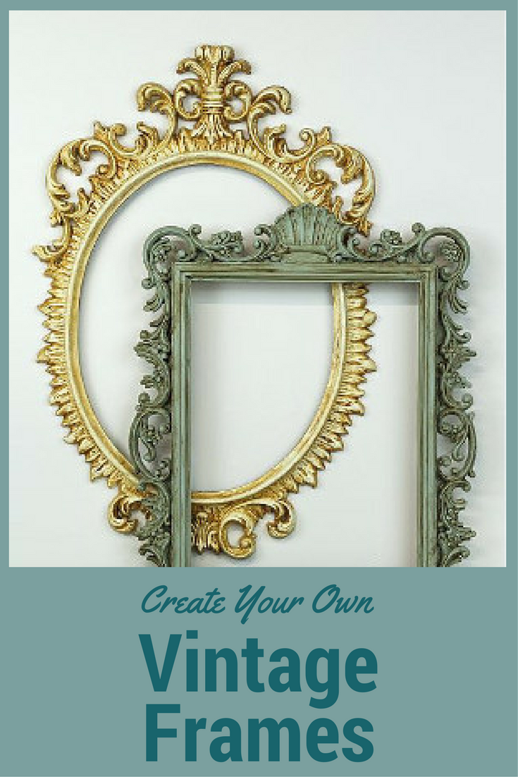 Find DIY picture frames and decorating ideas made from a variety of ...