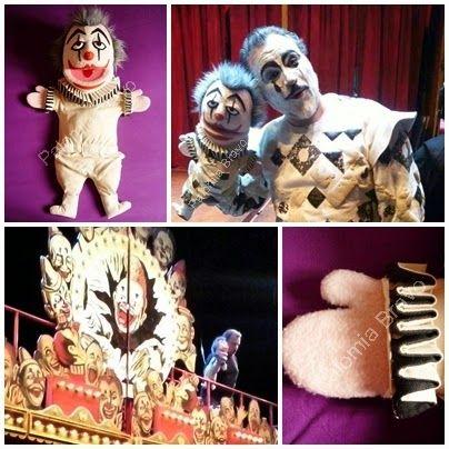 Muppet in love: Black el payaso