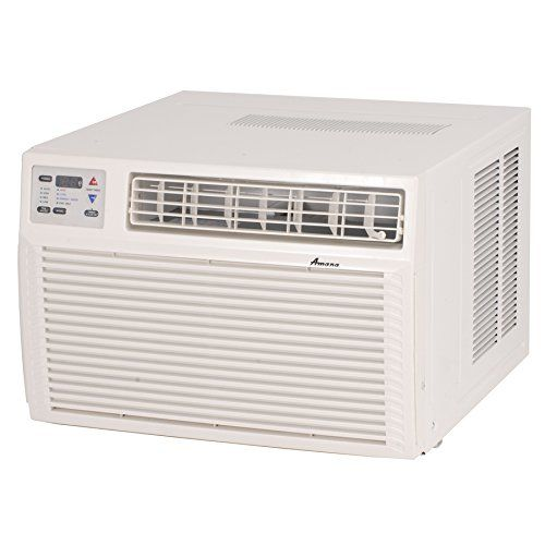 Amana Ah093g35ax Window Air Conditioner With 9500 Btu Cool Heat