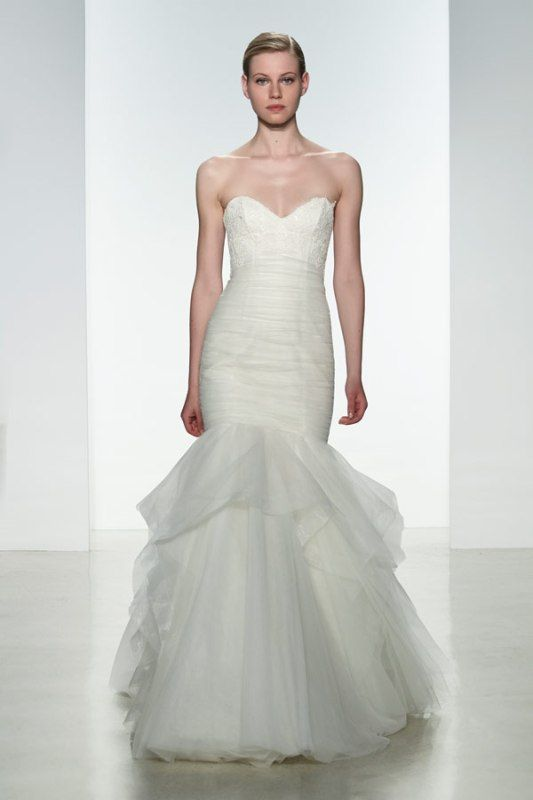 f3501ce4003df Pin by New Jersey Bride on Wedding Gowns   Wedding gown gallery, Top ...