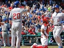 Image result for cubs beat phillies in extra innings